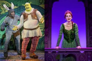Musikal Kelas Broadway, Shrek The Musical!