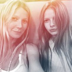 Wajah Apple Martin Makin Mirip Gwyneth Paltrow