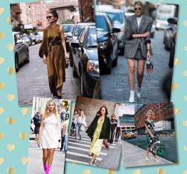 Gaya Para Fashion Blogger di NYFW Spring/Summer 2018