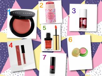 7 Lip And Cheek Stain Favorit Cosmo