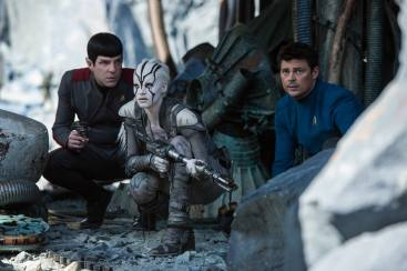 Star Trek Beyond:  Film Sci-Fi Action Layak Tonton!