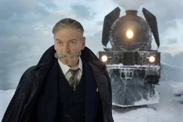 Review Film: Murder on The Orient Express!