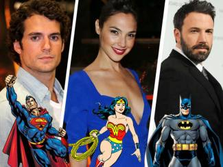 Justice League Movie Coming Soon