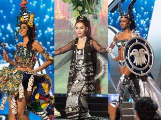 8 National Costume Paling Aneh di Miss Universe 2017