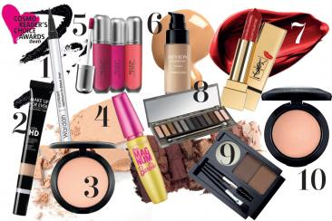 Cosmo Reader's Choice Awards 2016: Best Makeup