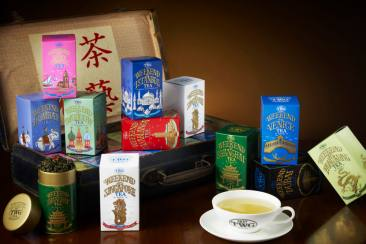 Mari Bersantai di TWG Tea Salon & Boutique