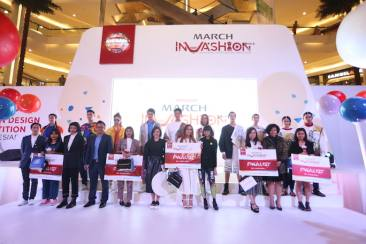 Kemeriahan Malam Final Nissan March InVashion 2016
