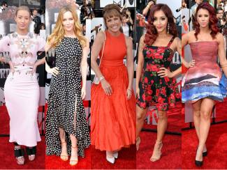 Worst Dressed Celebrity at the 2014 MTV Movie Awards
