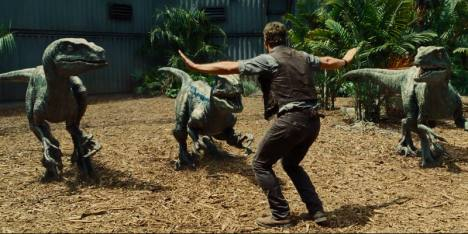 Welcome to Jurassic World!