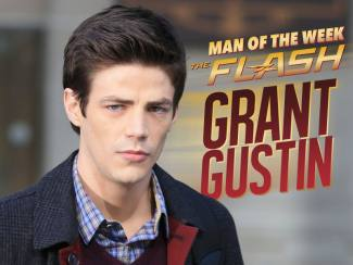 The Flash, Grant Gustin