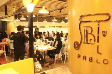 Pablo Cheese Tart Buka Japanese Cafe di Neo Soho
