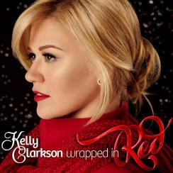 Kelly Clarkson's Wrapped In Red