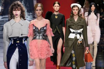 5 New Ways to Wear Corset