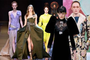 Paris Couture Fashion Week Highlights Fall/Winter 2016