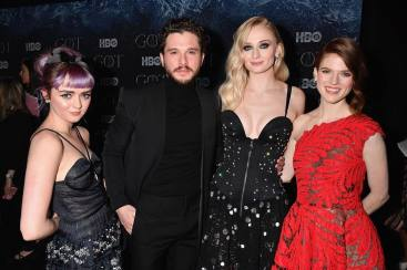6 Selebriti Ini Hampir Bermain di Game of Thrones