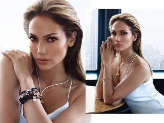 Kampanye Iklan Jennifer Lopez's New Endless Jewelry