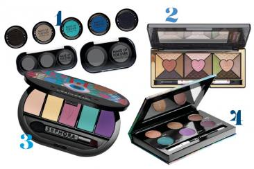 4 Palet Eyeshadow Terbaru Favorit Cosmo!