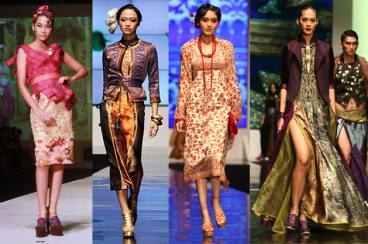 Touch of Culture in Indonesia Fashion Week (IFW) 2012