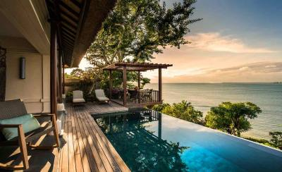 Weekend Travel: Sensasi Menginap di Four Seasons Bali