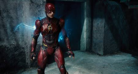 6 Fakta Pemeran The Flash di Justice League