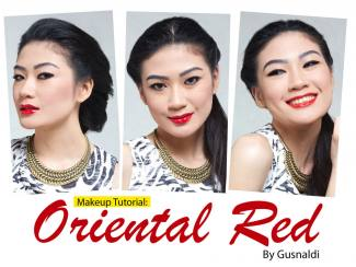 Oriental Red