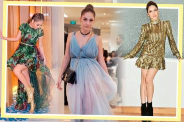 Tips Tampil Glamour ala BCL