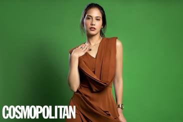 Pevita Pearce Bahas Akting dan Peran di Film The Guys