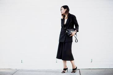 Suit Up with Culotte