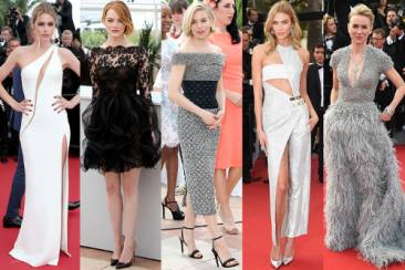 The Best Dressed in Cannes 2015