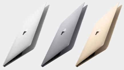 Apple Luncurkan Laptop Macbook Super Tipis