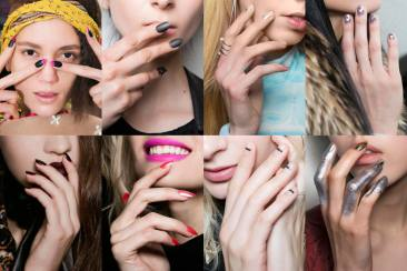 8 Ide Membuat Nail Art dari Tren Fall/Winter 2016