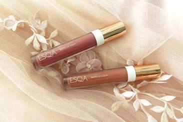 Review Lipstik: ESQA Matte Lip Liquid