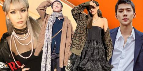 Selebriti Korea Ini Jadi Fashion Icon Internasional