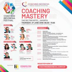Coaching Indonesia Festival