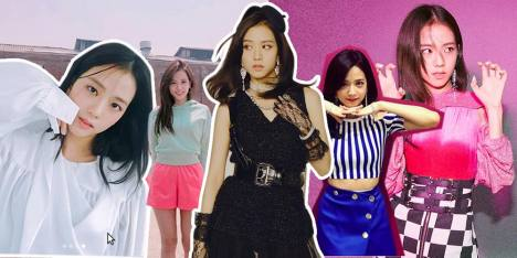 6 Look Ji Soo BLACKPINK Favorit Cosmo!