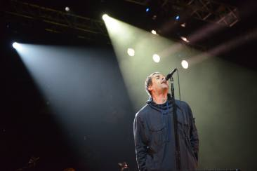 As You Were, Konser Tunggal Liam Gallagher di Jakarta