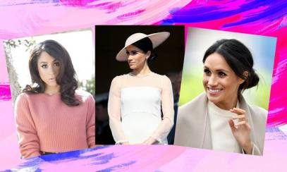 Meghan Markle Masuk Nominasi di Teen Choice Awards!