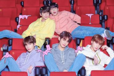 TXT Merilis Video Klip Debutnya, Crown!