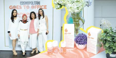 Yes, Cosmopolitan dan Bio-Oil Adakan Cosmo Goes to Office!