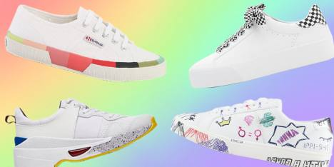 Sneakers Putih Super Stylish di Bawah Sejuta!