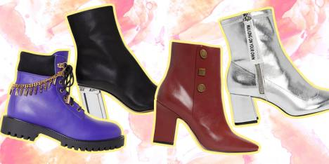8 Ankle Boots Super Cool Favorit Cosmo!