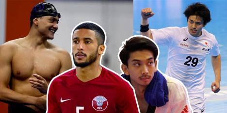 7 Atlet Paling Hot di Asian Games 2018!