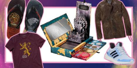 4 Kolaborasi Fashion dan Makeup dengan Game of Thrones