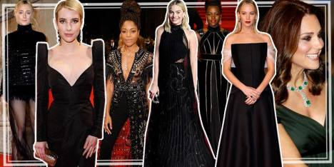 7 Penampilan Best Dressed di BAFTA Film Awards 2018!