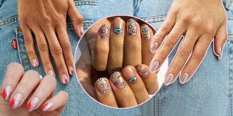 Inspirasi Nail Art Rose Gold yang Multigaya