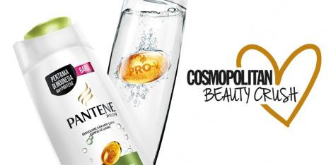 Cosmo Beauty Crush Bulan ini, Pantene Anti-Lepek!