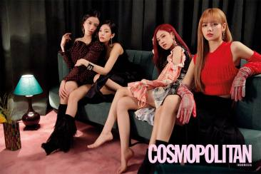 Cosmopolitan Exclusive Interview with BLACKPINK