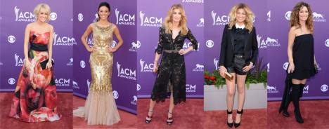 Worst Dressed at Academy Of Country Music Awards 2013