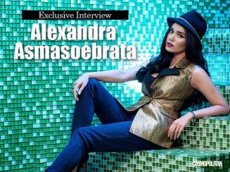 Alexandra Asmasoebrata's Passion and Fashion Side