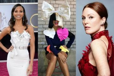 Zoe Saldana & Julianne Moore Bintangi Video Terbaru Sia